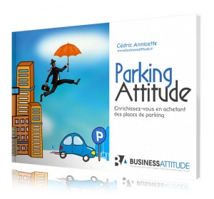 Place de parking avec Bussiness Attitude
